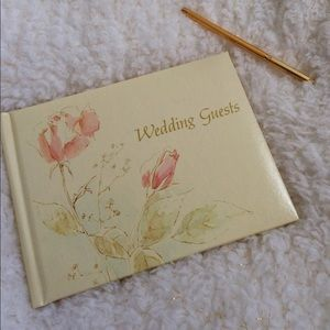 Other - Wedding Guest Registry Book